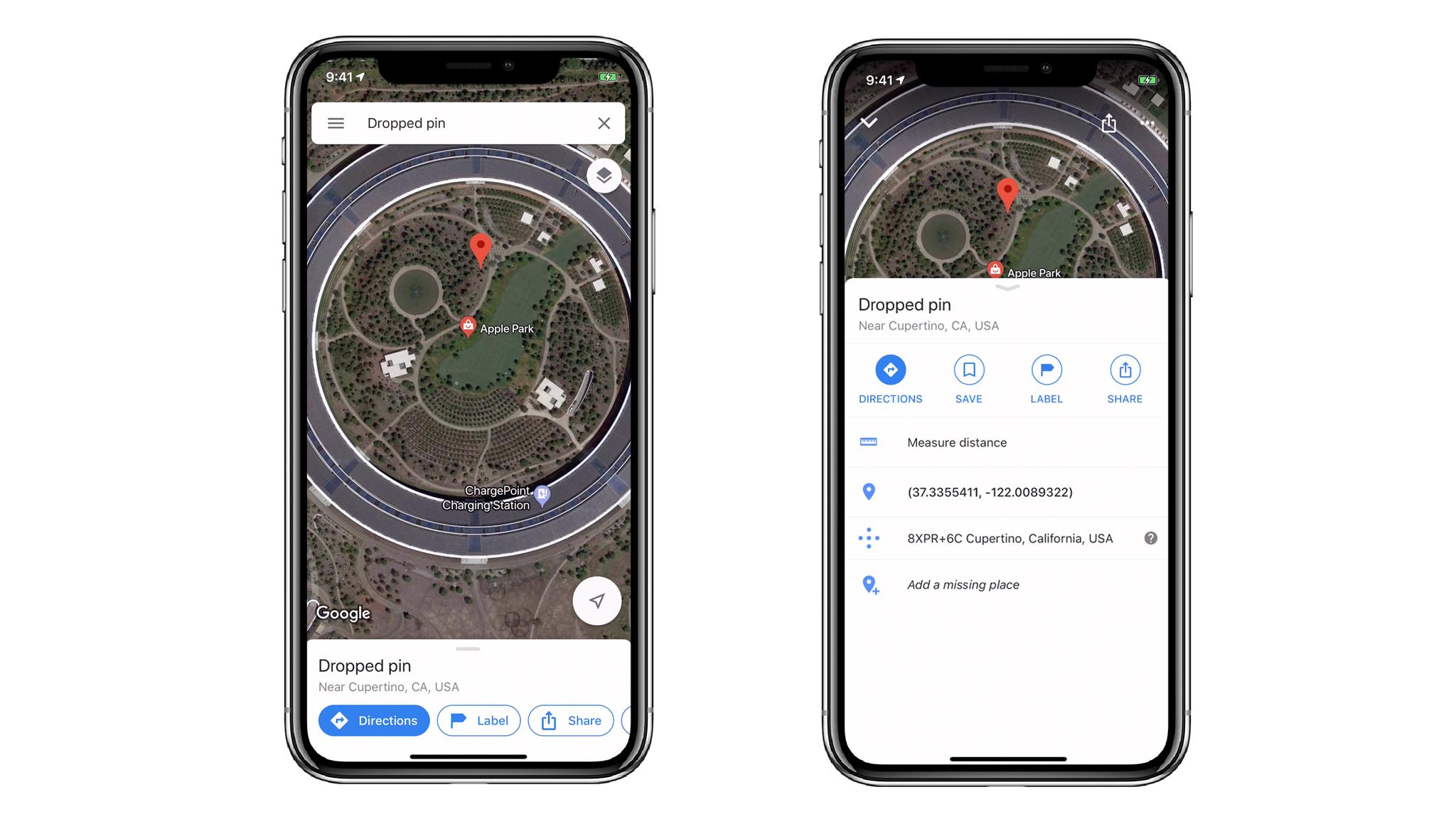Gps aplikacija za iPhone aplikaciju