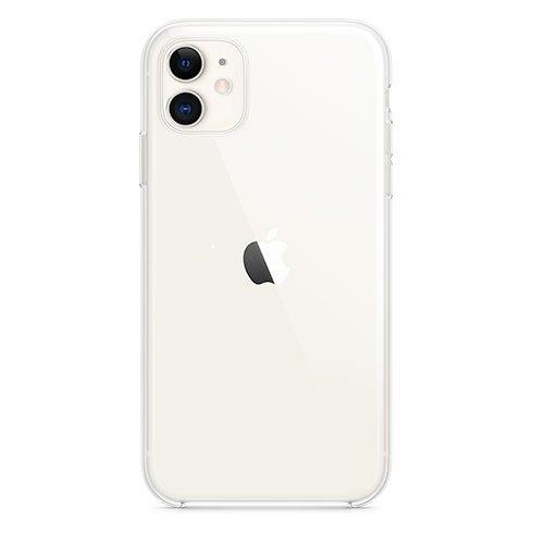 Maskica za Apple iPhone 11 Pro Devia Naked - Prozirna