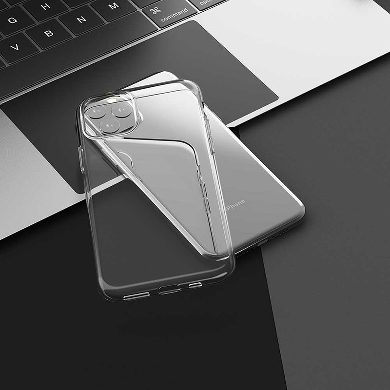 Maskica za Apple iPhone 11 Devia Naked - Prozirna