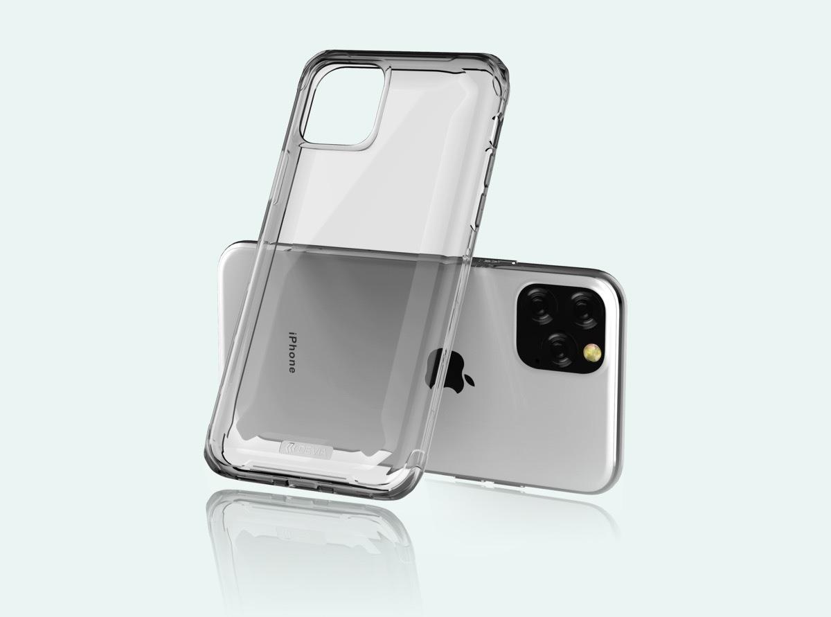 Maskica za iPhone 11 Pro Max Devia Naked - Prozirna